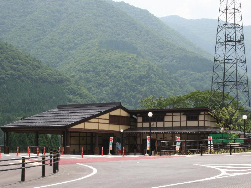 道の駅飛騨白山