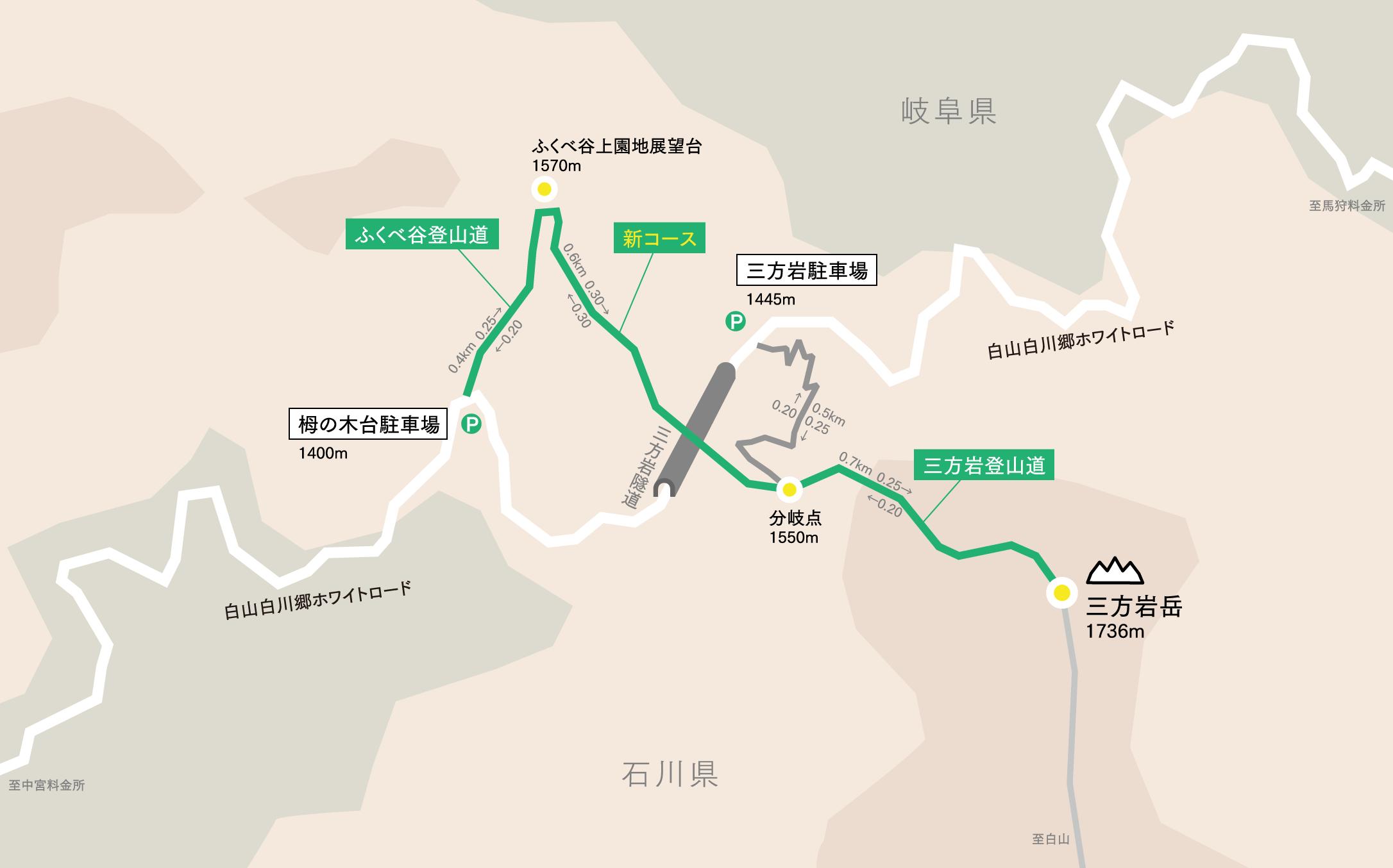 ビギナーコース MAP